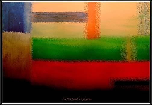 Abstract series 1 by Sonali Gangane
