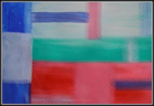 Abstract series 3 by Sonali Gangane