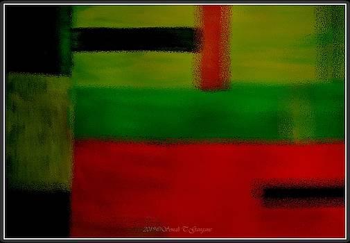 Abstract series 4 by Sonali Gangane