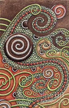 Amy E Fraser - Abstract Spiral 10