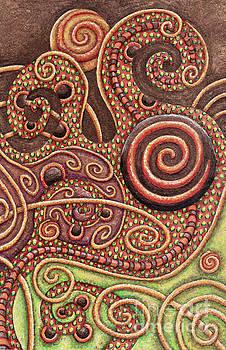 Amy E Fraser - Abstract Spiral 11