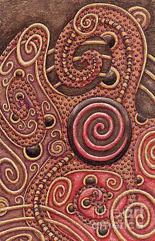 Amy E Fraser - Abstract Spiral 12