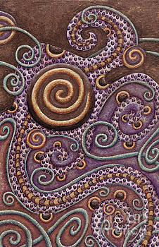 Amy E Fraser - Abstract Spiral 8