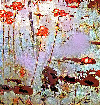 Sharon Williams Eng - Abstract Swamp Flowers 300