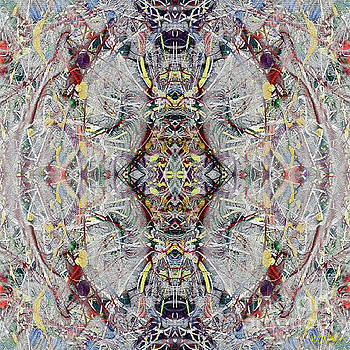 Walter Neal - Abstract Symmetry 1