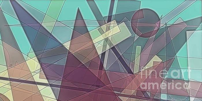 Abstract Teknik No3 - AMCG20181120 by Michael Geraghty