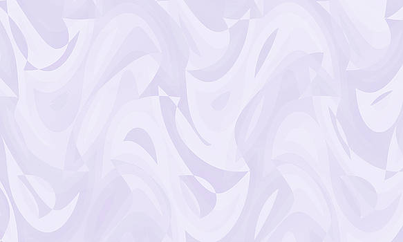 Abstract Waves Painting 007725 by P Shape