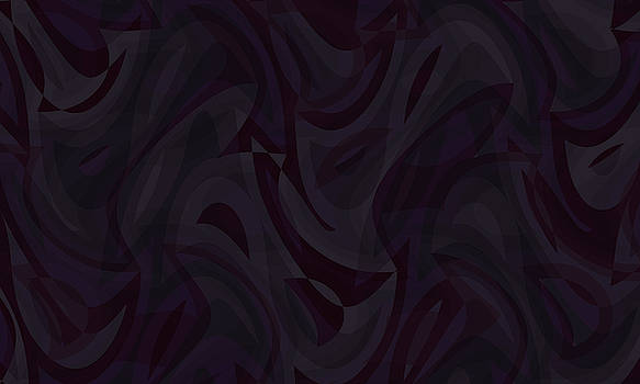 Abstract Waves Painting 007771 by P Shape