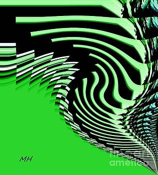 Abstractnado by Marsha Heiken