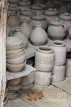 Abundance Is Yours by Kristi Cromwell