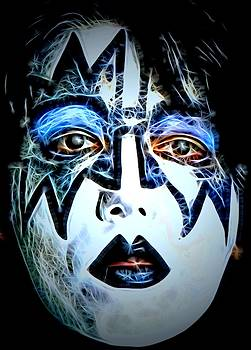 Ace Frehley by Fred Larucci