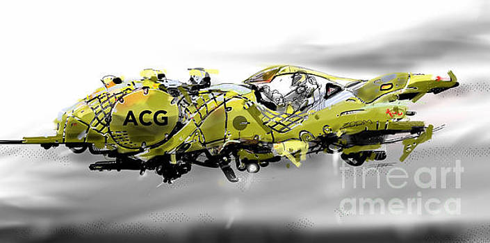 Acg by Peter Fogg