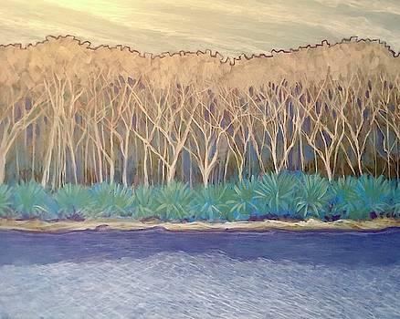 Across the Creek by Jeanette Jarmon