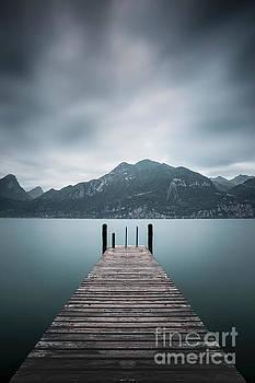Across The Endless Alps by Evelina Kremsdorf