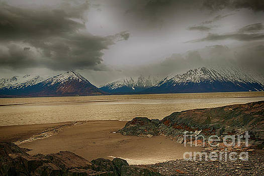 Across the Inlet by Bernita Boyse
