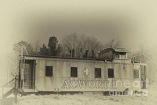 Acworth GA Sepia by Tom Gari Gallery-Three-Photography