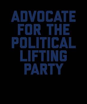 Advocate For The Political Lifting Party by Sourcing Graphic Design