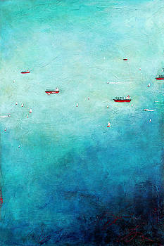 Afloat by Barb Pearson