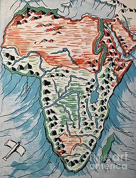 Flavia Westerwelle - Africa