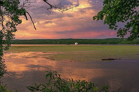 After a June Thunderstorm II by Jeff Severson