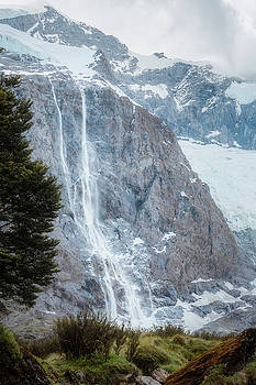 Aftermath of an Avalanche by Joan Carroll