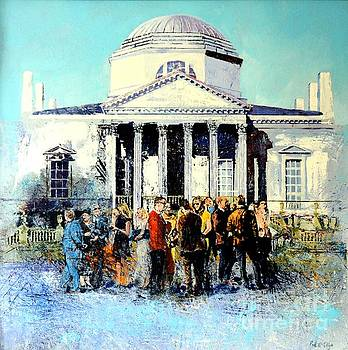 Afternoon Soiree Chiswick HOUSE by Paul McIntyre