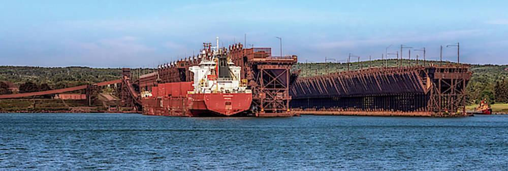 Susan Rissi Tregoning - Agate Bay Docks