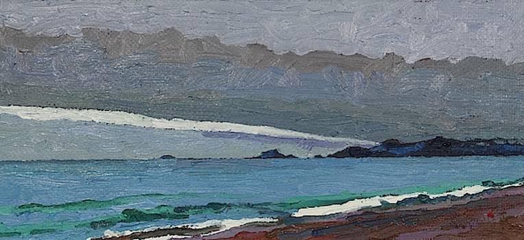 Phil Chadwick - Agawa Headland