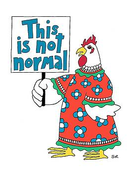 Agnes This is Not Normal by Sarah Rosedahl