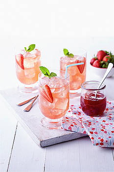Agua Fresca by Cuisine at Home