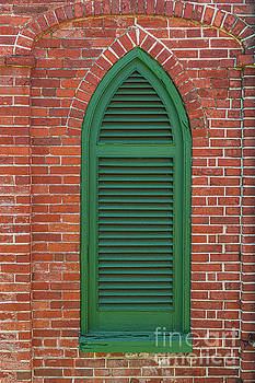 Dale Powell - Aiken Rhett House - Charleston Brick Architecture