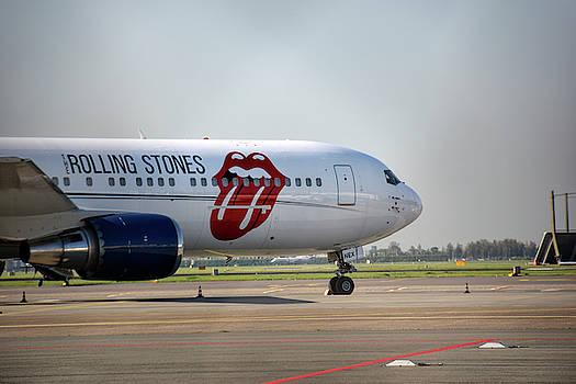 Air Rolling Stones by Daniel Hagerman