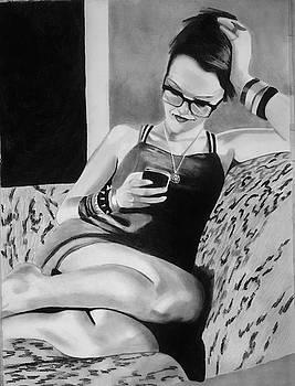 Ajia by Rhondda Saunders