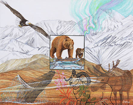 Alaska by Trena McNabb