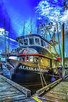 Alaskan Rose by Maria Coulson