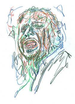 Albert King by Pekka Liukkonen