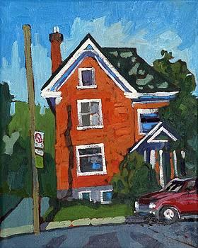 Phil Chadwick - Albert Street Dorms
