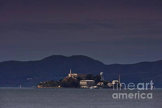 Alcatraz by Tony Lee