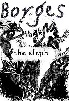 Aleph Borges arthouse poster  by Paul Sutcliffe