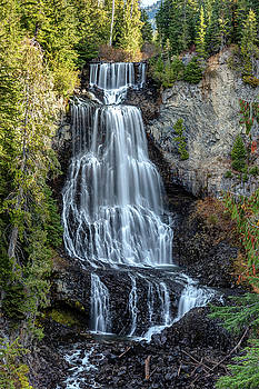 Alexander Falls of the Callaghan Valley by Pierre Leclerc Photography