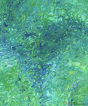 Algae by Bev Donohoe