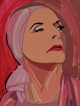 Alicia in pink by Jose Miguel Perez Hernandez