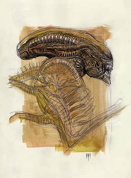 Alien by Alex Ruiz