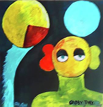 Alien by Gabby Tary
