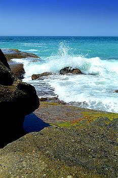 Glenn McCarthy Art and Photography - Aliso Point Rocks - Laguna Beach
