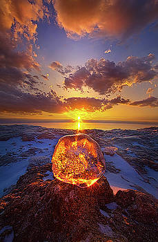 All Alone and Trapped in Time by Phil Koch