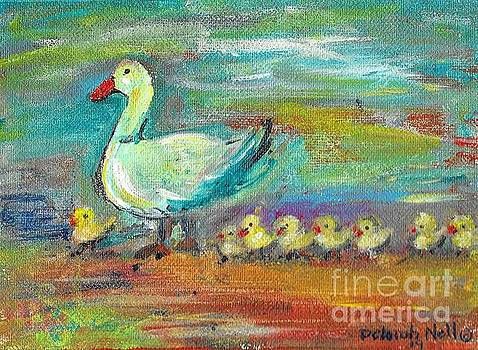 All Her Ducks In A Row by Deborah Nell