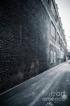 Alleyway Washington DC by Edward Fielding