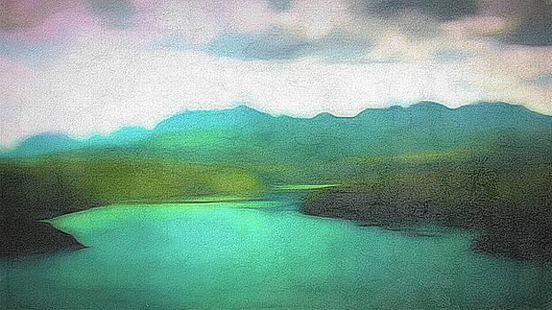Along A Fjord by Robert Meyerson