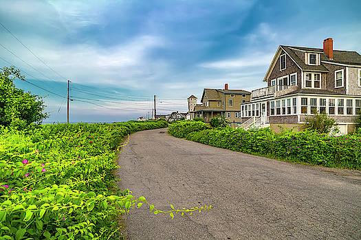 Along the Coast Maine by Betsy Knapp